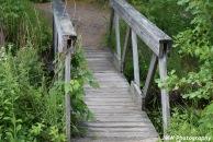 Wooden Bridge- Windham, NH