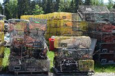 Lobster Traps- Islesford, ME