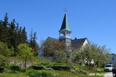 Church Steeple- Islesford, ME