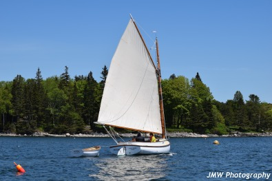 Sailboat- Northeast Harbor, ME