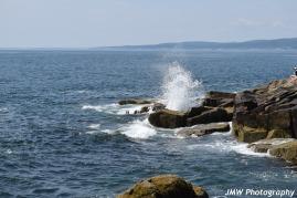 Sea Spray- Schoodic Point, ME