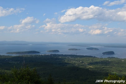 Bar Island and Porcupine Islands- Cadillac Mtn ME
