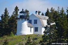 Bear Island Lighthouse- Acadia National Park