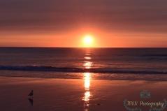 Sunrise at Salisbury Beach MA