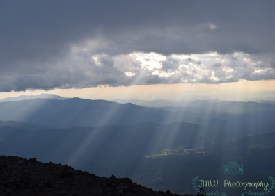 Silver Lining- Summit Mt. Washington