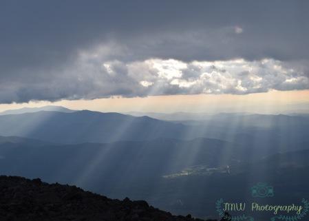 Silver Lining- Summit Mt. Washington