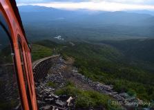 Cog Railway- Mt. Washington NH