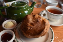 Tea and Popovers- Jordan Pond House